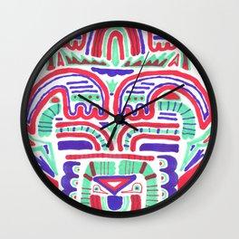 Trailer Jams Vol. 1 Wall Clock