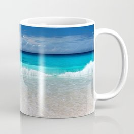 Breaking Surf - Tropical Horizons Series Coffee Mug