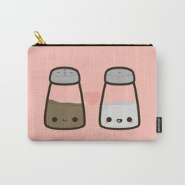 Cute salt and pepper Carry-All Pouch
