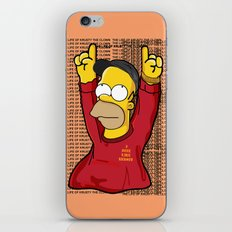 I Feel Like Krusty iPhone & iPod Skin