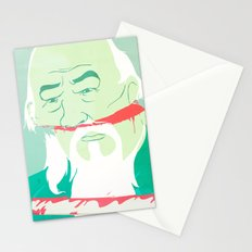 The Death of Master Zhang Stationery Cards