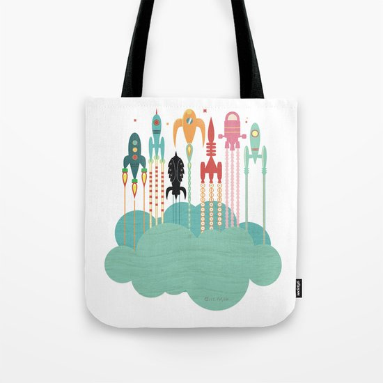 Grand départ (graphic version) Tote Bag