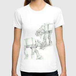 AT AT walker T-shirt