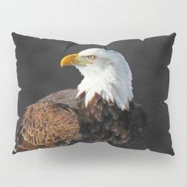 Bald Eagle and Deer Pillow Sham