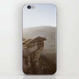 Cliff iPhone Skin