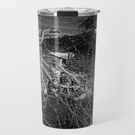 Abandoned Childhood Travel Mug
