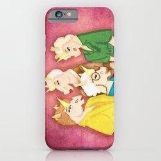 Golden Unicorns iPhone 6s Slim Case