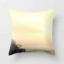 ny Throw Pillow