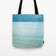 Softly the Sea Tote Bag