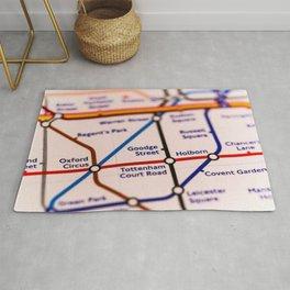 Going (London) Underground Rug