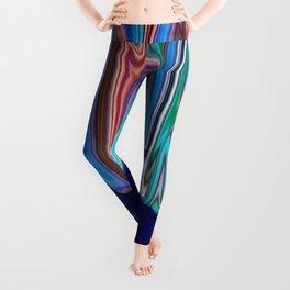 Hippie Boho Swirl Leggings