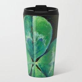 Shamrock Travel Mug