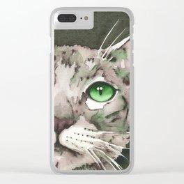 Kathmandu Clear iPhone Case