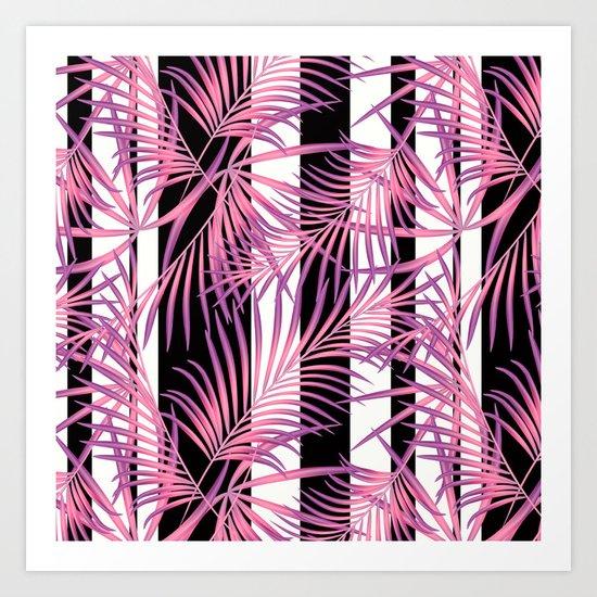 Tropicana. Art Print