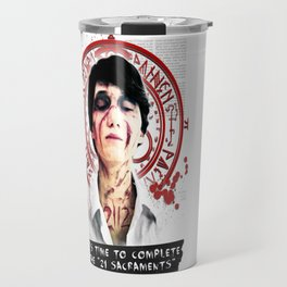 """Silent Hill - It's time to complete the """"21 Sacraments"""" Travel Mug"""