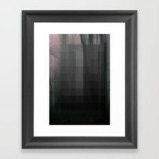 A Trees Framed Art Print
