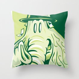 FOUR MORE! Throw Pillow