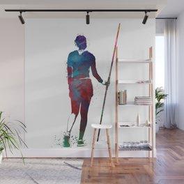javelin throw #sport #javelinthrow Wall Mural
