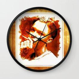 Stella Carlin Wall Clock