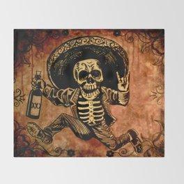 TequilaBandit Throw Blanket