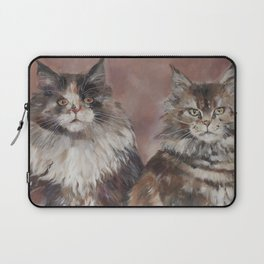 Maine Coons Laptop Sleeve