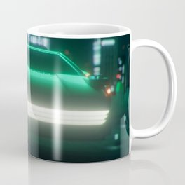 The Cycle - car 02 Coffee Mug