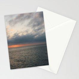Laguna Madre Sunset Stationery Cards