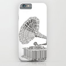 Music just for you iPhone 6s Slim Case