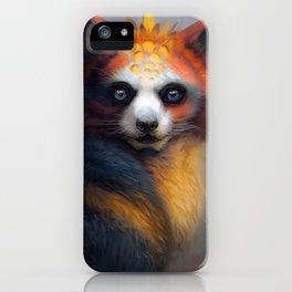 Exotic Fox iPhone Case