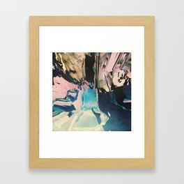 MALT Framed Art Print