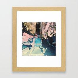 MALT Framed Art Print