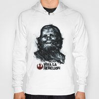 che Hoodies featuring CHE-wbacca by Carlos Rocafort