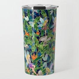 Emerald Fairy Forest Travel Mug