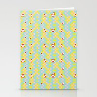 pixel art Stationery Cards featuring Pixel by Colocolo Design | www.colocolodesign.de