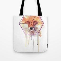 Bonjour Fox!! Tote Bag