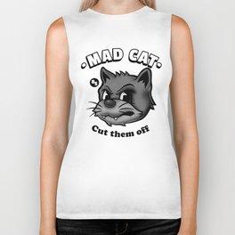 Mad cat Biker Tank