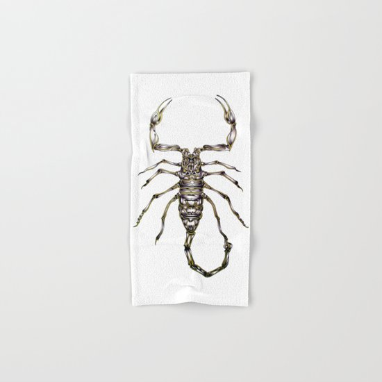 Scorpion's Kiss Hand & Bath Towel