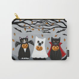 The Trick or Treaters Carry-All Pouch