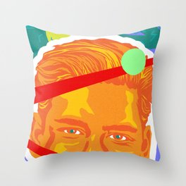 ZACK :: Memphis Design :: Saved By the Bell Series Throw Pillow