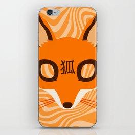 Kitsune ! iPhone Skin