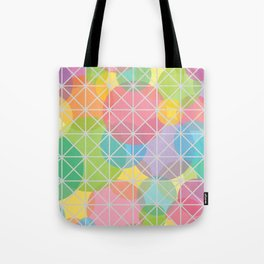 Behind the Fence Tote Bag