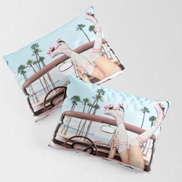 Long Beach Pillow Sham