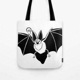 Mr. Bat Loves You Tote Bag