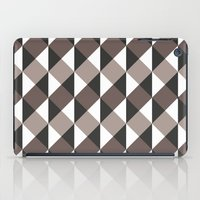 gray pattern iPad Cases featuring Pattern Gray by Sonia Marazia