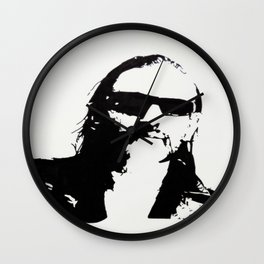 Lemmy Kilmister  Wall Clock
