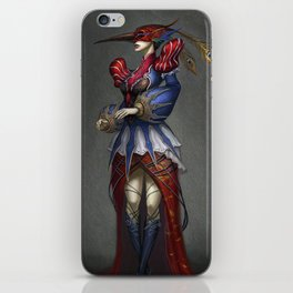 The Courtier iPhone Skin