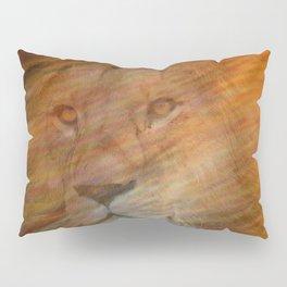 Heart of a Lion 2 Pillow Sham
