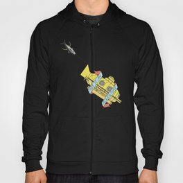 This Is An Adventure | The Life Aquatic with Steve Zissou Hoody