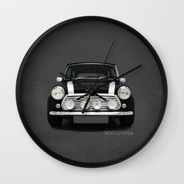 The Classic Mini Cooper Wall Clock