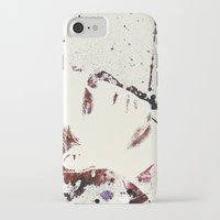 gangster iPhone & iPod Cases featuring Gangster by  Maʁϟ
